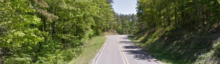 9. Arkansas Highway 27 from Danville to Glenwood