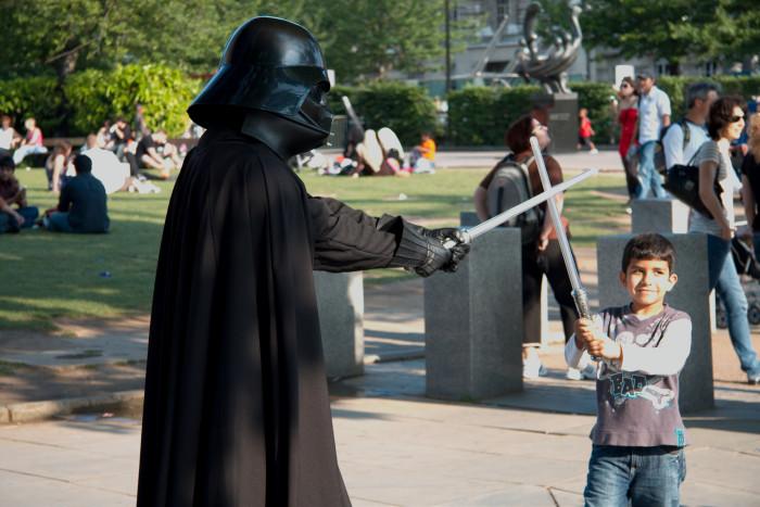 10. Vader
