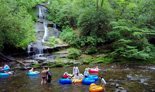 5. Cool off in a swimming hole