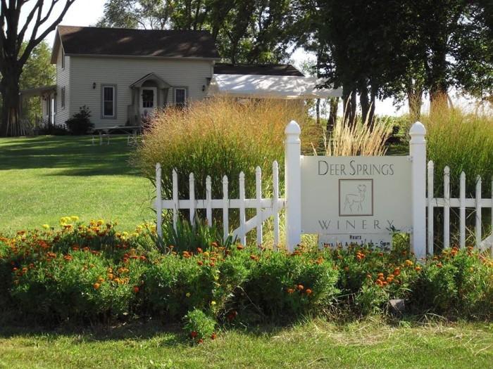 Deer Springs Winery, Lincoln