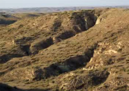 Devil's Canyon, North of McCook