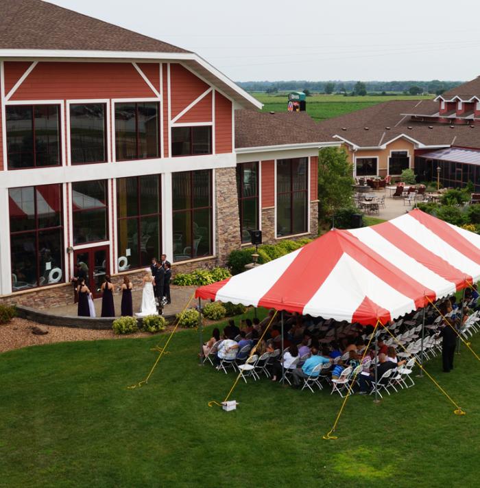 Divots Conference Center, Norfolk