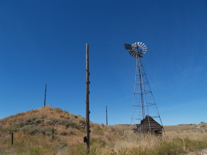 Ghost Towns In Washington