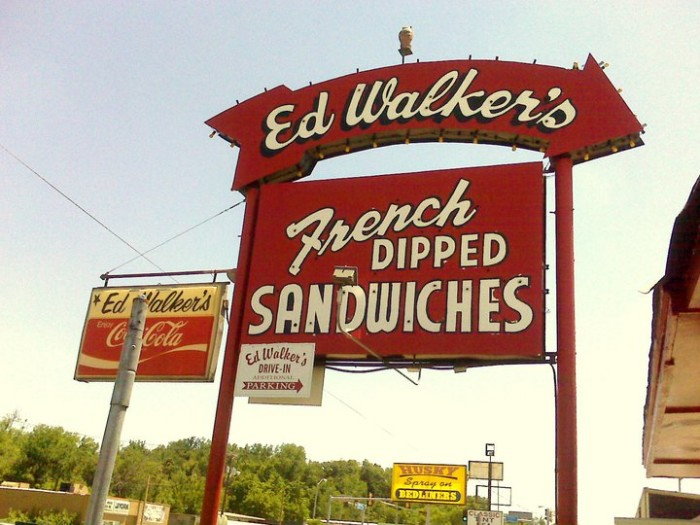 2. Ed Walker's Drive In & Restaurant