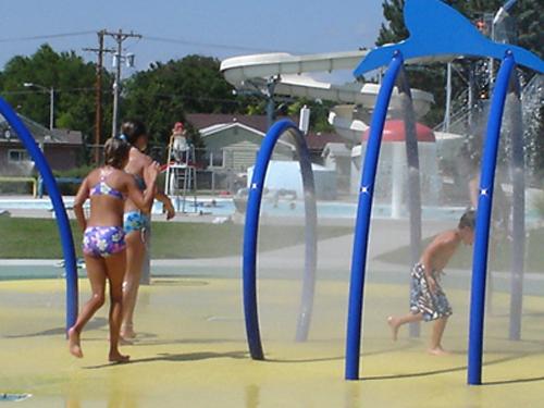 Family Aquatic Center, Lexington