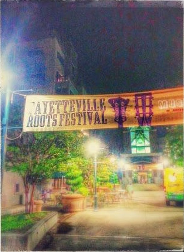1. 6th Annual Fayetteville Roots Festival