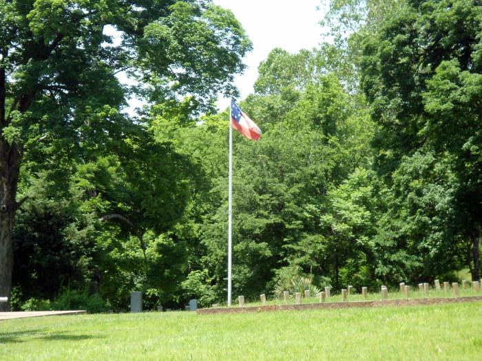 7. Fayetteville Confederate Cemetery