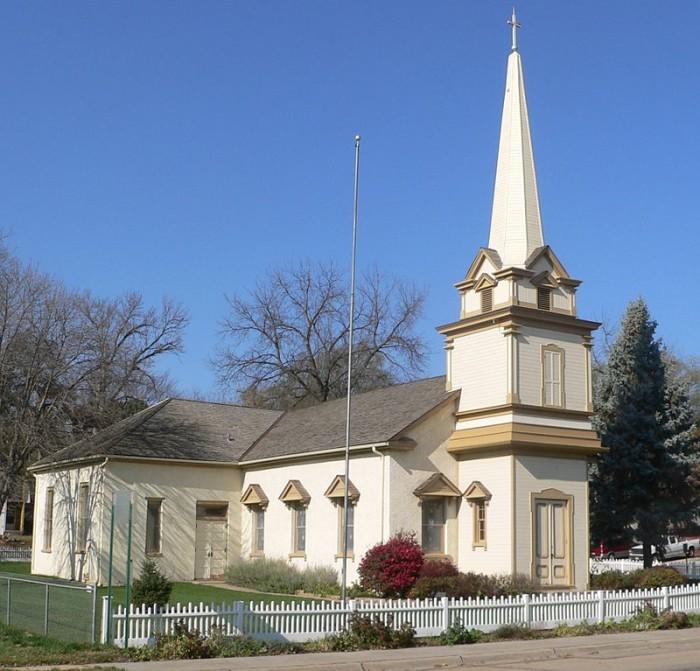 First Presbyterian Church, Bellevue