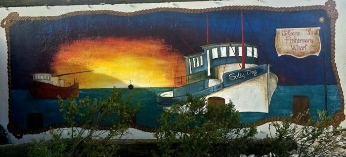 1. Fisherman's Wharf
