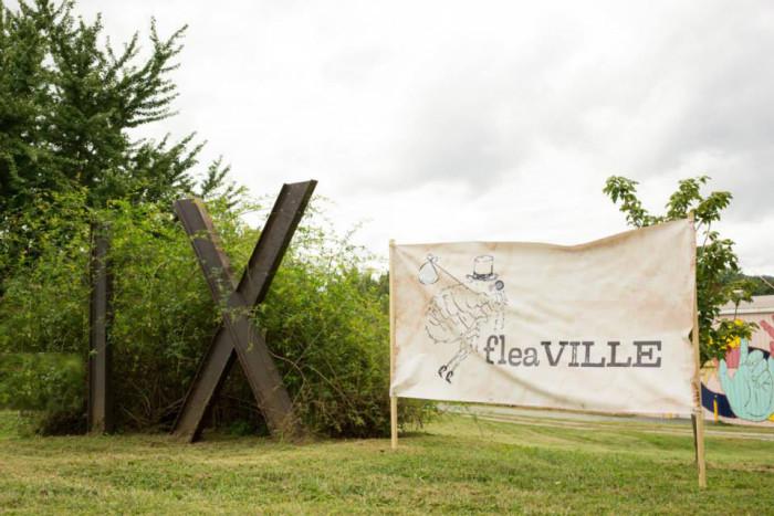 1. fleaVILLE, Charlottesville