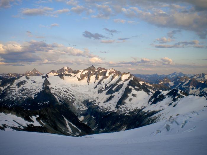 17. Forbidden Peak