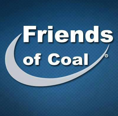 5. ...or a little Friends of Coal sticker.