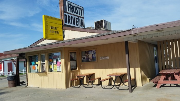 Frosty Drive In, Valentine