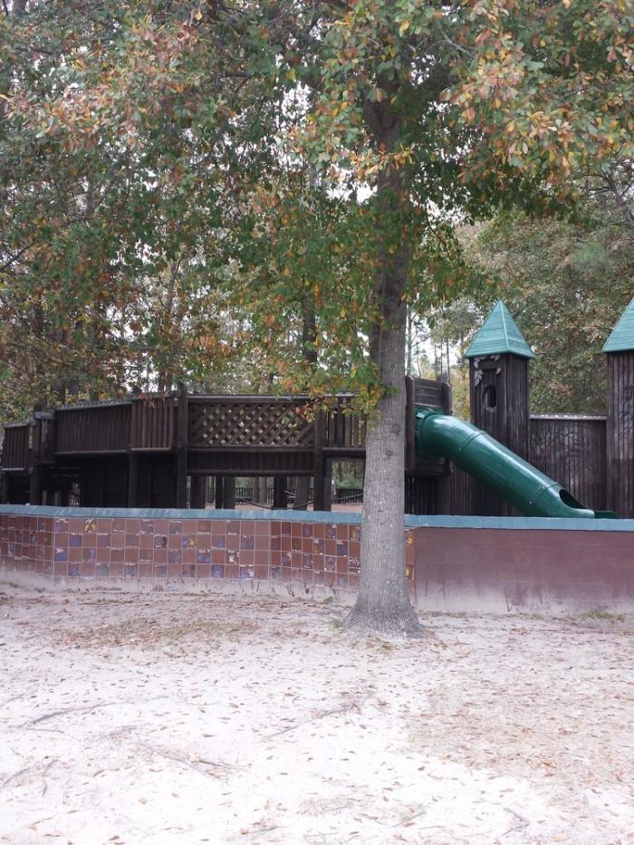 1. Gahagan Playground, 515 W. Boundary St., Summerville, SC
