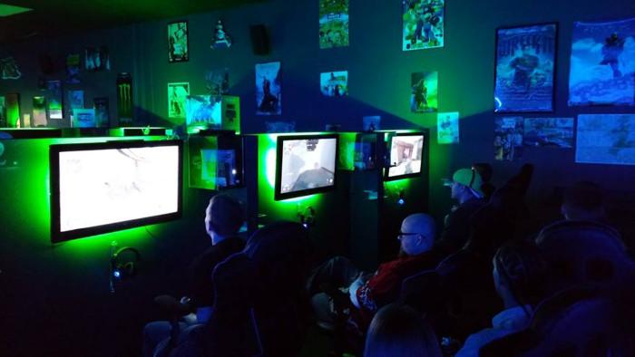 5. Gamers in Spokane Valley:
