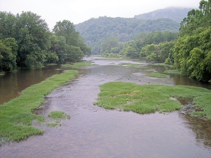 6. The Greenbrier River