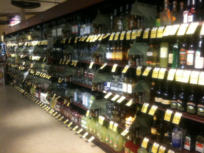 "20) You can quickly spot Utahns in your local grocery store when you hear them talking to each other in the liquor section, ""You can get VODKA here!"" or, ""I didn't even know they made this many kinds of wine!"""