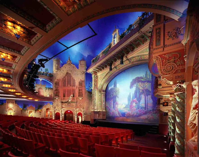 7. Olympia Theater at the Gusman Center for Performing Arts