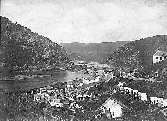 7. Harpers Ferry in 1865
