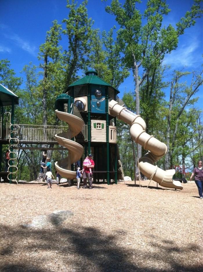 2. Herdklotz Park, 126 Beverly Rd., Greenville, SC