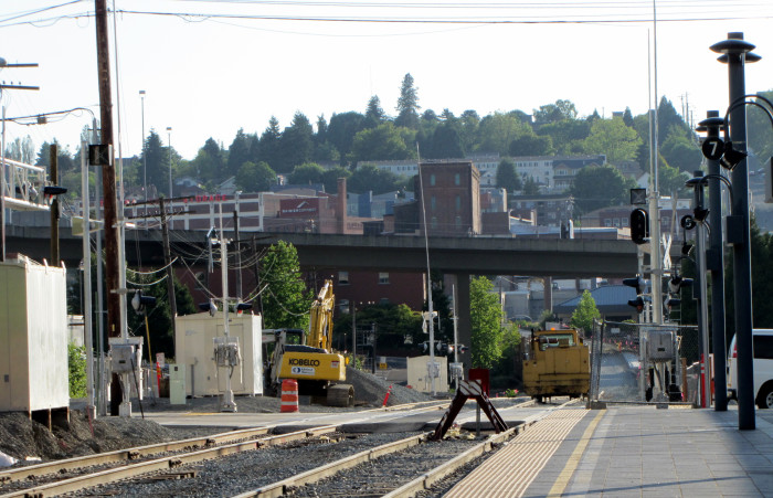 3. The Hilltop area in Tacoma.