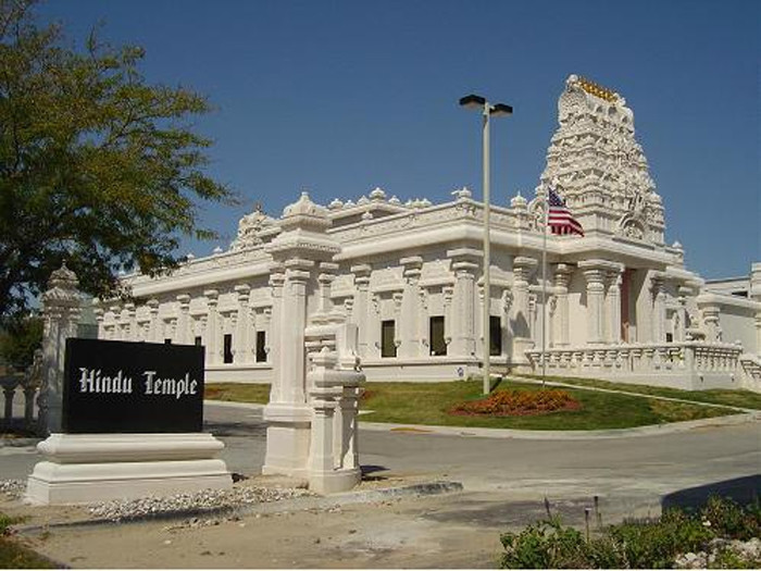Hindu Temple, Omaha