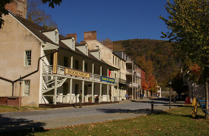 4. Historic Harpers Ferry