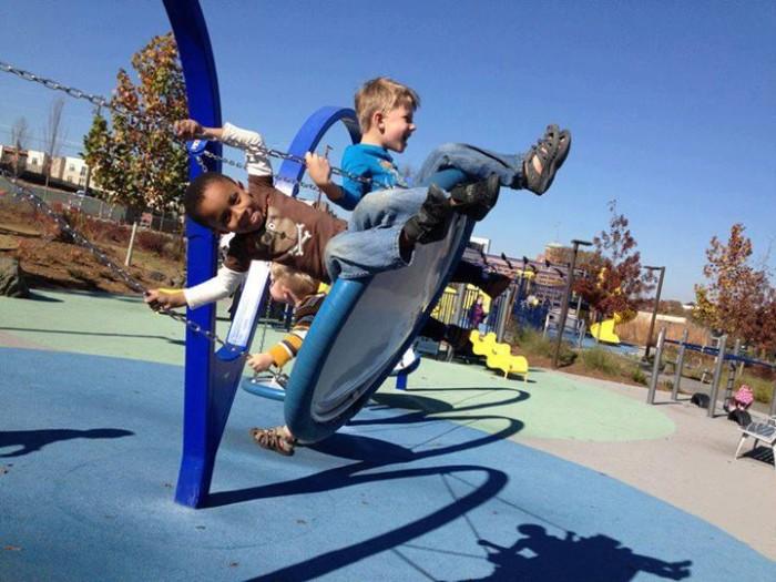 3) Historic Old 4th Ward Playground