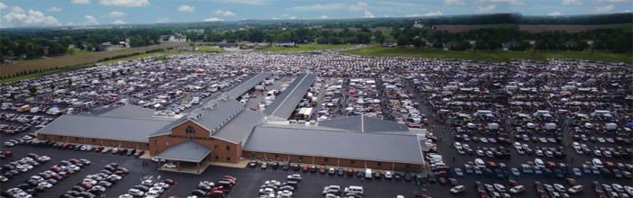 6) Hartville Marketplace and Flea Market
