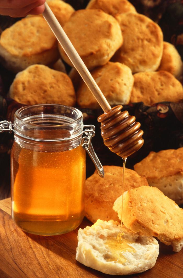 6. Honey