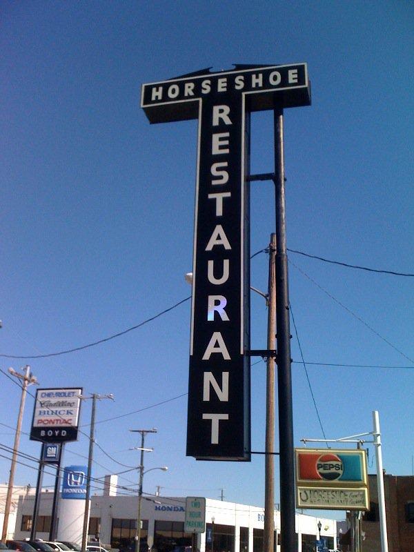4. Horseshoe Restaurant, South Hill