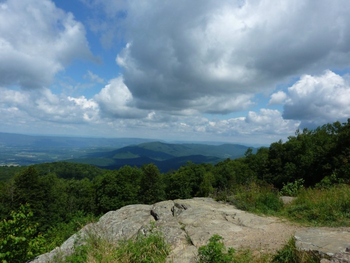 8. Shenandoah National Park: Skyline Drive