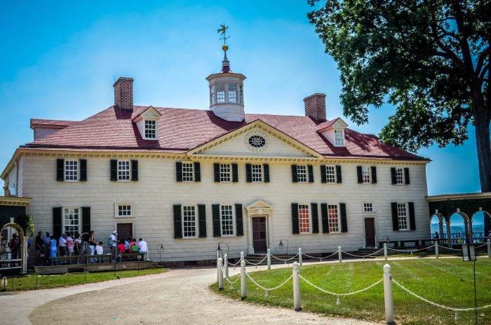 3. Mount Vernon: The Home of George Washington