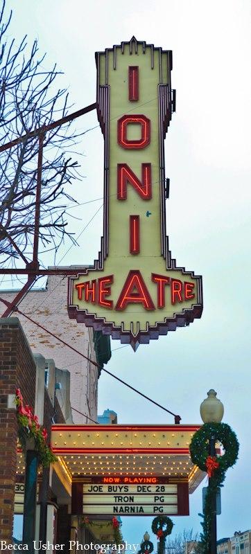 9) Ionia Theatre
