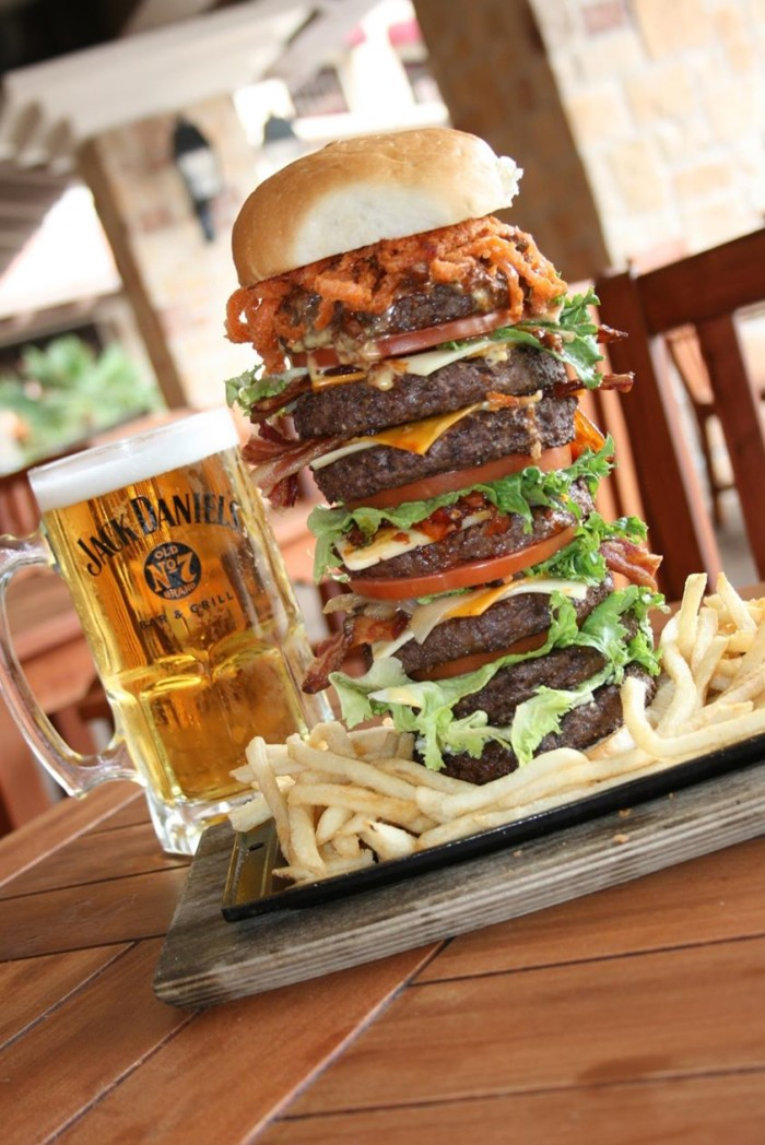 1) Jack Daniel's Bar and Grill in Lake Charles