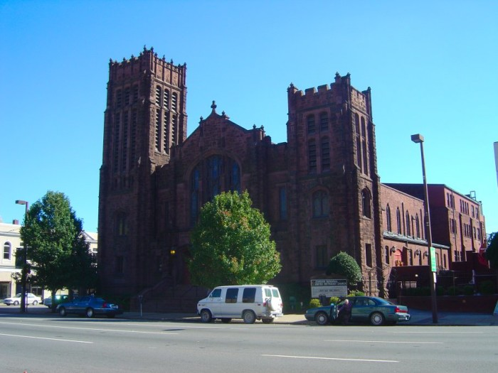 9. Johnson Memorial United Methodist Church