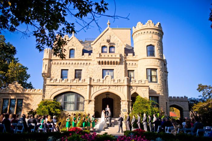 Joslyn Castle, Omaha