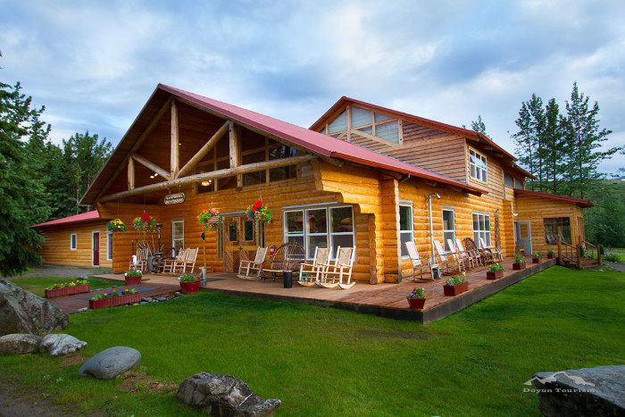 5) Kantishna Roadhouse Denali Backcountry Lodge