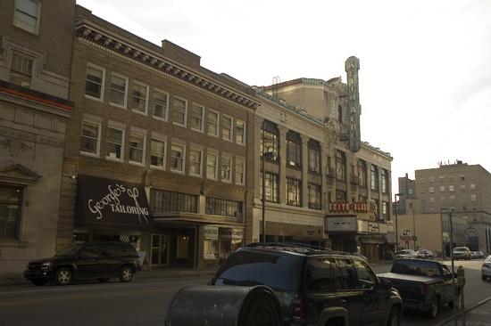 19. The Keith Albee Theatre