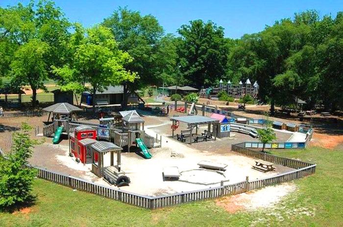3. Century Park/Kids Planet, 3605 Brushy Creek Rd., Greer, SC