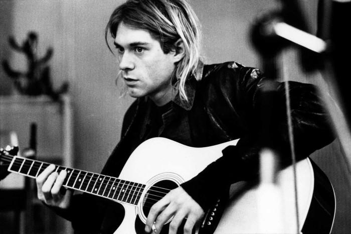 8. Kurt Cobain