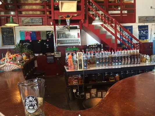 7.) Syntax Spirits Distillery and Cocktail Bar (Greeley)