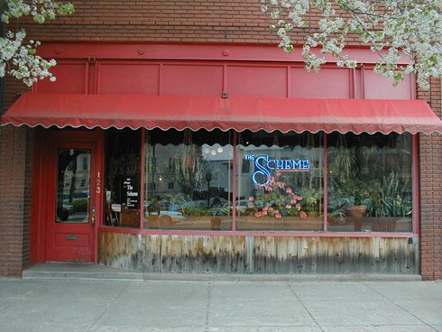 3.) The Scheme Restaurant & Bar (Salina)