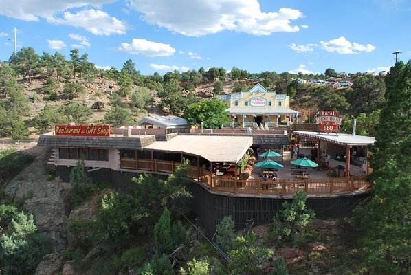 6.) Royal Gorge Bridge & Park (Canon City)