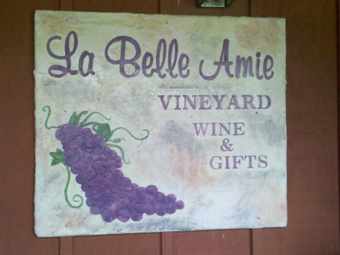 1. La Belle Amie, 1120 St Joseph Rd, Little River