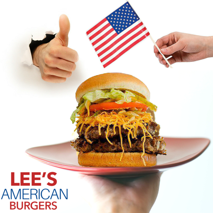 2) Lee's Burger, Covington (also Slidell, Metairie, and more)