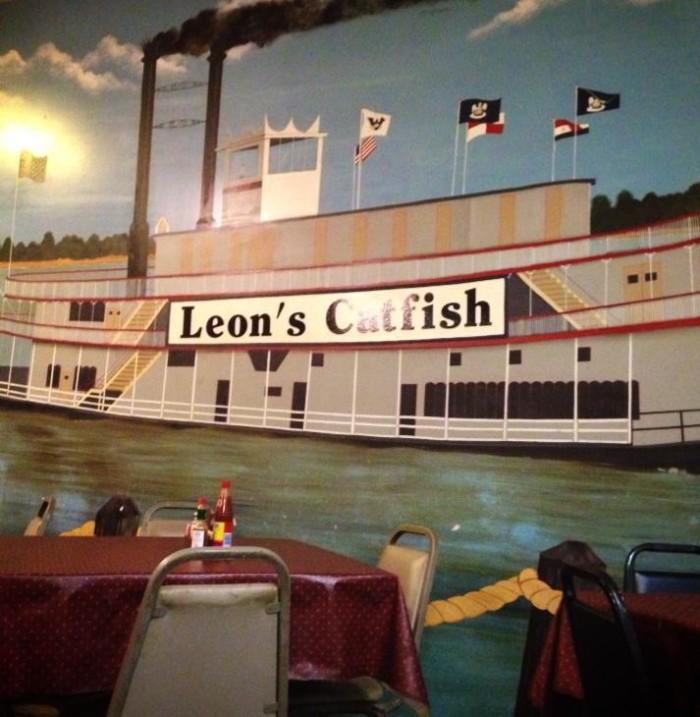 3. Leon's Catfish & Shrimp