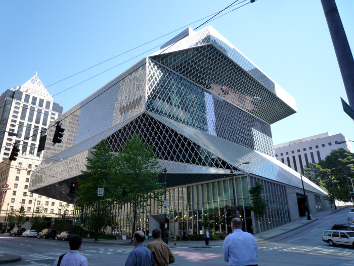 1. Seattle Public Library