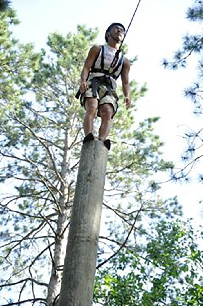 10. Another high adventure, the Character Challenge Course in Park Rapids is not only an amazing aerial challenge course but also comes with a money-back guarantee! It must be fantastic!