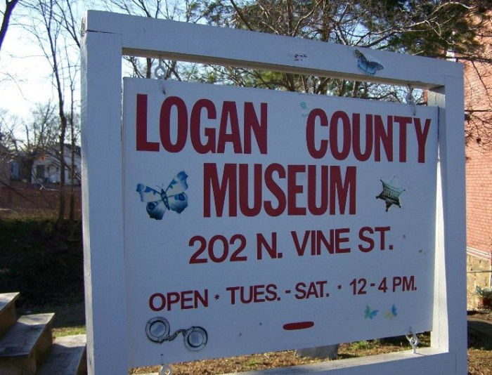 5. Logan County Museum